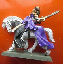 Lucrezzia belladonna métal & plastique cheval empire Tilean citadel gw femme lady