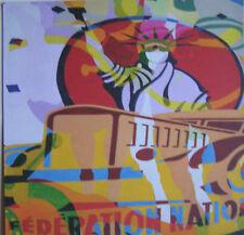 ALAIN JACQUET  - Carton d invitation - 2015