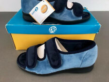 DB easy b Ladies Wide Fitting Slippers / House Shoes - Size 3 - Fitting EE-EEEE