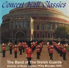 CONCERT CLASSICS BY THE WELSH GUARDS cd