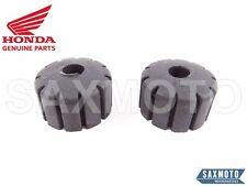 HONDA VT500 VT600 VT750 Haltegummi Benzintank vorn / Fuel Tank Rubbers Front