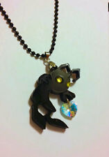 Kingdom Hearts - Shadow Heartless Stole Your Heart Necklace