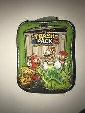 Rare The Trash Pack - The Gross Gang In Your Garbage- Lunch Bag