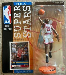98/99 Michael Jordan NBA super stars figurine