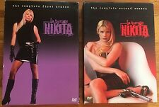 La Femme Nikita: The Complete First and Second Seasons (DVD)