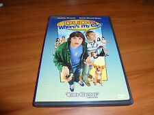 Dude, Wheres My Car (DVD, 2009, Widescreen) Ashton Kutcher Used Where's