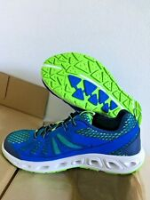 Columbia Vent Master Men's Trail Shoes US Size 8 M, UK 7, EUR 41 Hyper Blu/White