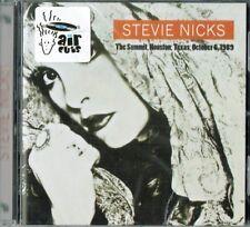 STEVIE NICKS - The Summit,Houston,Texas October 1989 ( Brand new & sealed Cd)