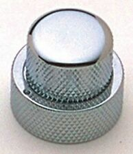 NEW - Concentric Stacked Knob With Set Screws - CHROME
