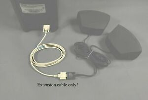 10ft Speaker Extension Wire/Cable B fits Bose AV321 or Cinemate GS GSX I II III