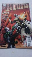 El Diablo #2 of 6 December 2008 DC Comics Jai Nitz Phil Hester Ande Parks