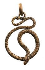 Colgante tibetano Serpiente cobra Joya Creador único de cobre 21 - 25561