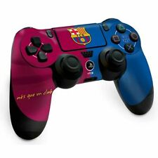 Official Licensed Football FC Barcelona PlayStation 4 Ps4 Controller Skin