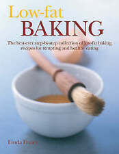 Low-fat Baking: The Best-ever Step-by-step Collection of Low-fat Baking Recipes