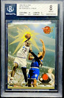 Shaquille O'Neal 1992-93 Ultra Rejectors #4 Rookie RC BGS 8