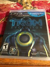 Tron Evolution Ps3 PlayStation, Sealed (insert barcode punched)