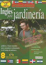 Ingles para Jardineria by Stacey Kammerman (2008, 2 CD Set)