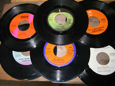 45 Records Jukebox  Seeburg Wurlitzer Rockola  15 records
