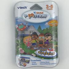 Little Einsteins Game Cartridge for Vsmile V-motion System