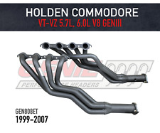 "GENIE Headers / Extractors to suit Holden Commodore VT-VZ V8 GENIII 1 7/8"" Tuned"