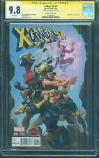 X Men '92 1 CGC 9.8 Stan Lee Spider Gwen Stacy Women of Marvel Variant Movie