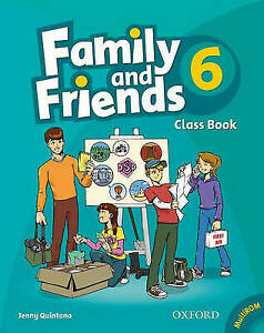 Family and Friends 6: Classbook and Multi-ROM Pack