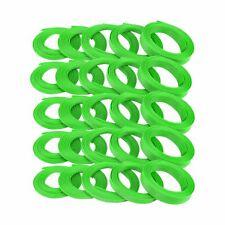 "1/8"" Green Engine & Harness Wire Loom - 250 Feet stereo hot rod rat street v8"