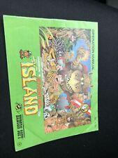 Hudson's Adventure Island - Nes Nintendo Operation Manual Instruction Book Only