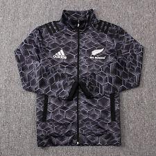 New Zealand All Blacks 2019 rugby jacket hoodie  S-3XL