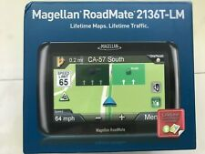 Brand New Magellan RoadMate 2136T-Lm Automotive Gps Receiver