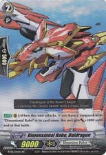 Cardfight!!! Vanguard x4 Dimensional Robo, Daidragon TD12/005EN R Near Mint