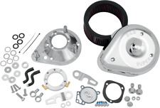 S & S Cycle Teardrop Air Cleaner Kit - Stock CV & EFI for Harley 17-0448