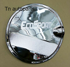 CHROME  FUEL CAP OIL TANK COVER TRIM FOR NEW FORD ECOSPORT HATCHBACK 5D 2013-ON