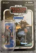 STAR WARS TPM Mawhonic Pod Racer Pilot VC71 Vintage Collection Unpunched C9+MOC