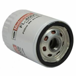 Motorcraft FL400S Engine Oil Filter Fits Ford Mustang Taurus Ranger Thunderbird