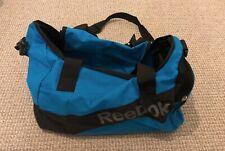 Reebok Shoulder Sports Gym Bag, Blue, New