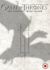 Game of Thrones -The Complete Third Season - 5 DVD Box - mmoetwil@hotmail.com