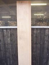 22 mm Eiche Massiv Holz Platte -  Regalbrett - 2,0 m x 30 cm  verleimt-Wildeiche