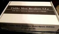 "2021 Unlike Most Breakers Repack Multi-Sport Edition ""BEST REPACK OUT THERE!!"""