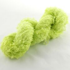 SALE! JJ'S SPECIALITY YARNS GELATO 12 PLY MOHAIR BOUCLE - LIME - 219 YD/ 3.5 OZ