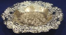 Ikora Brass Silver Plated Candy Trinket Dish Bowl