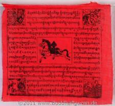 Handarbeit Nepal  Prayer Flags 530 cm Premium Qualität 25 Blatt Gebetsfahnen