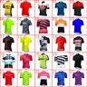 2020 Men Team Cycling Jersey Cycling Short Sleeve tops bicycle Jersey bike shirt