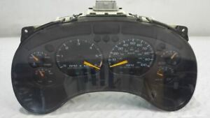 Speedometer US With Tachometer Cluster Fits 98-99 S10/S15/SONOMA Gauge Cluster