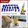 Tool Kit Car Paintless Dent Puller Lifter Glue Gun Repair Hail Removal Tabs Set