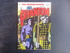 PHANTON COMIC # 1561 THE DRAGON THRONE