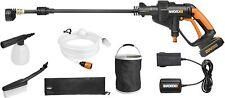 Hydroshot Cordless Pressure Washer Portable Electric Patio Water High Power Hose