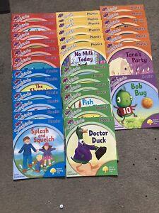 Oxford Reading Tree Songbirds Phonics - 31 Books Julia Donaldson -Stage 2-6