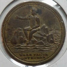 ND(1815) Bonaparte on St. Helena Medal