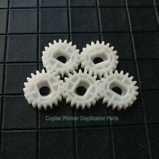5pcs Paper Feed Tray Gear 612 10036 M1x20x7 Fit For Riso Rz Rv Ev Ez Es Mv Mz